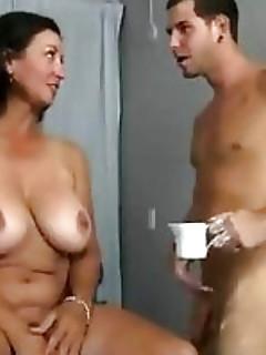 Mature Big Tits PornGK