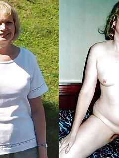 Dressed Undressed Clothed Unclothed Clothed Naked Before After